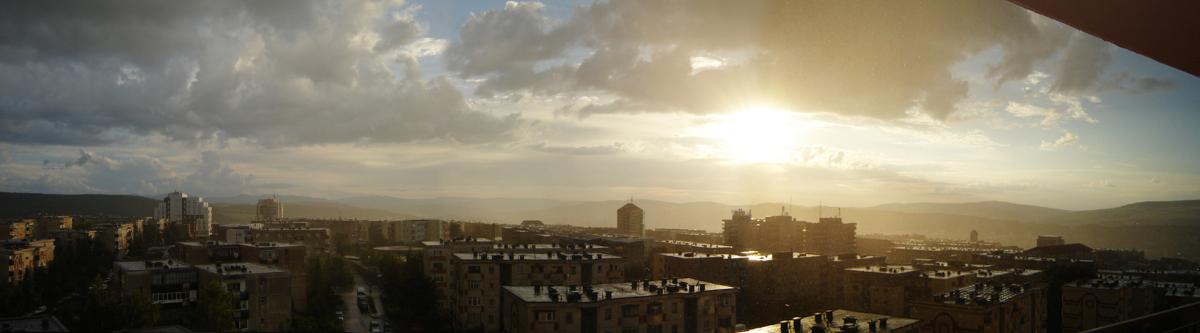 """""""Panoramic"""", 2010"""