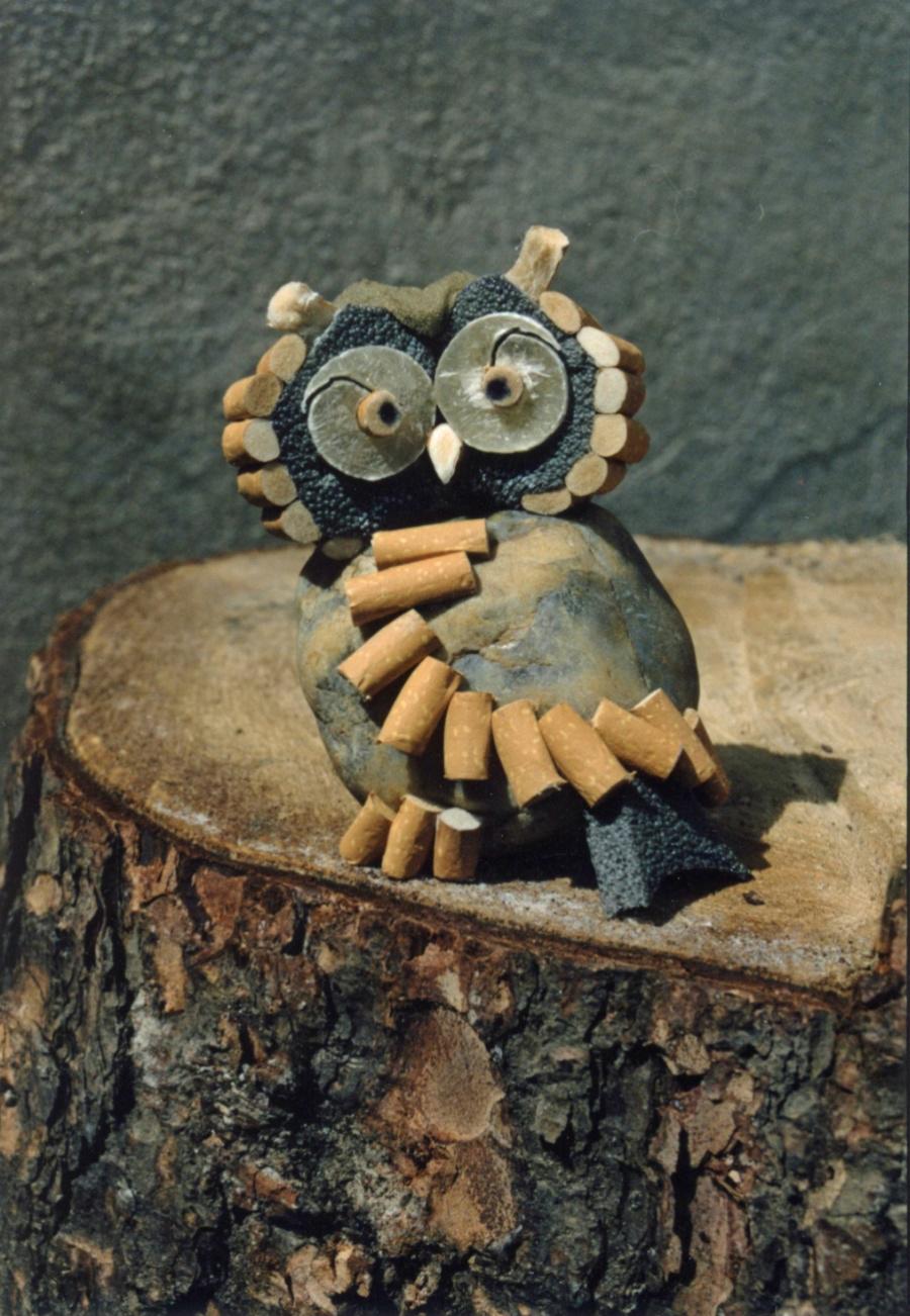 Cigarettes Owl, 2001'