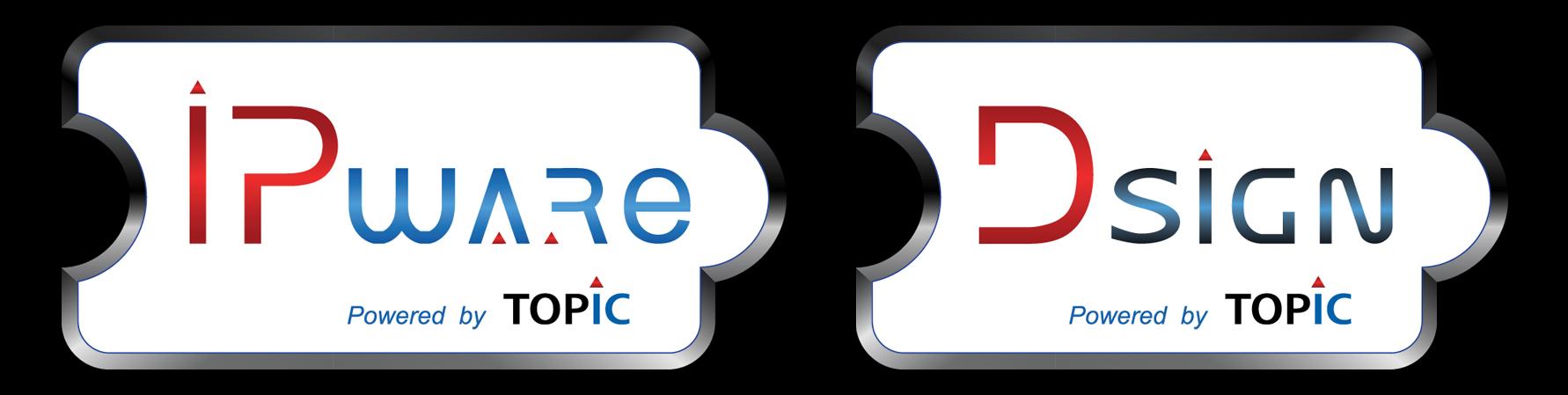 IPware + Dsign logos
