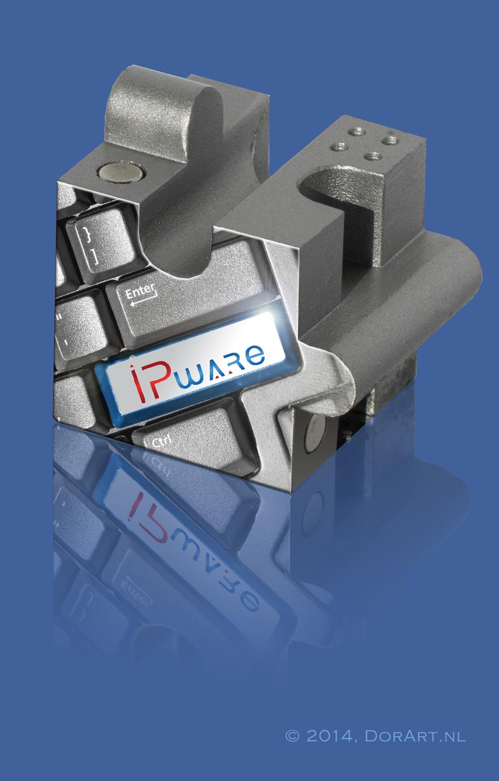 IPware puzzle piece, 2014