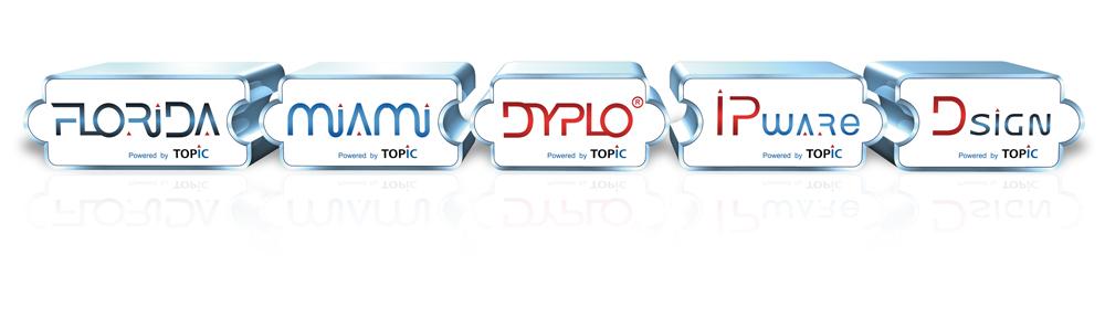 TEP 3D logos