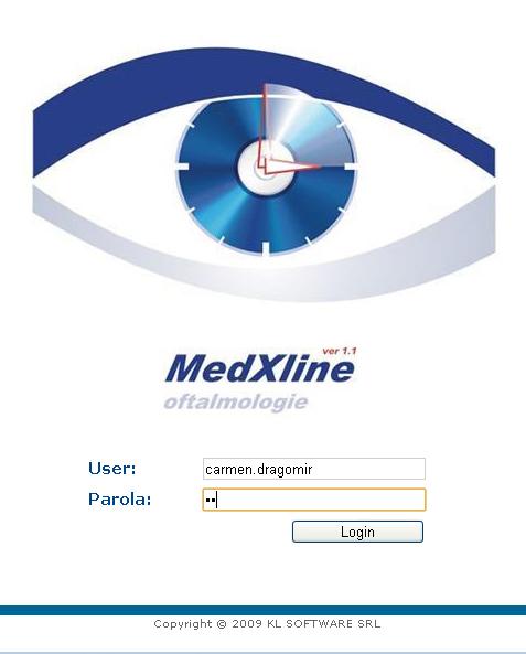 MedXline, 2009'
