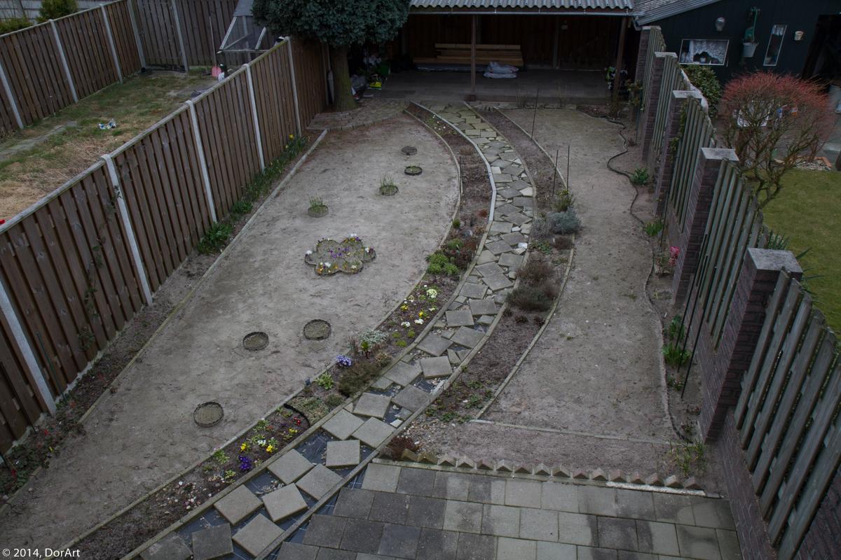 garden design stage